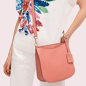 KATE SPADE PEACHY MARGAUX LARGE CROSSBODY